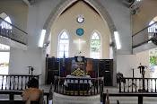 The David Thompson Memorial Service, Mount Tabor Moravian Church