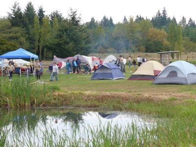 Time to pack our camp and go--See y'all next year :o)