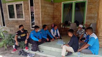 KNPI Karawang Datangi Pondok Pesantren Ar-Rohmah di Desa Duren Klari, Ini Loh Maksudnya