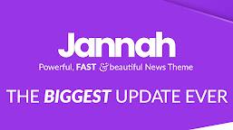 Download: 'Jannah' For Blogger Template | News Magazine - Chinaitechghana
