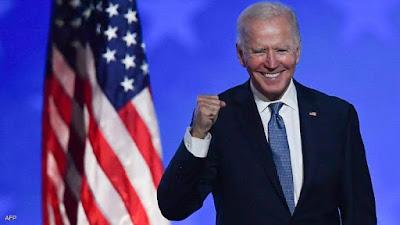 بايدن يفوز بالرئاسة وترامب  يخسر الولاية الثانية في البيت الأبيض