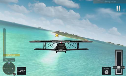 玩模擬App|フライングマフィアカーシミュレーター3D免費|APP試玩