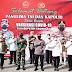 Panglima TNI, Kapolri dan Kepala BNPB Cek Pelaksaan Vaksinasi diGrobogan