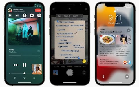Apple Releases iOS 15…See What's New & How To Upgrade