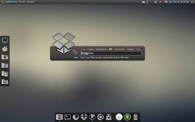 Atolm GTK Theme + Clarity Icon Theme = Perfect Dark Theme Ubuntu