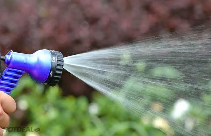Vòi xịt nước đa năng 5m giãn nở 15m