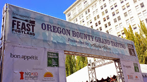 Feast Portland 2014, Oregon Bounty Grand Tasting