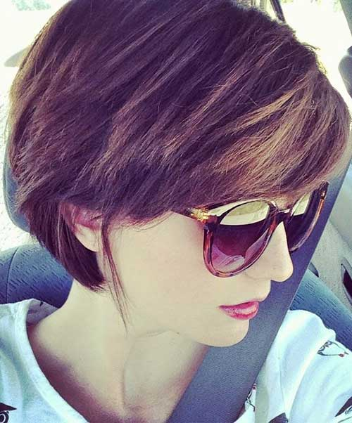 Haircut Style Of Short Pixie Hair Cut Looks Fashion Qe