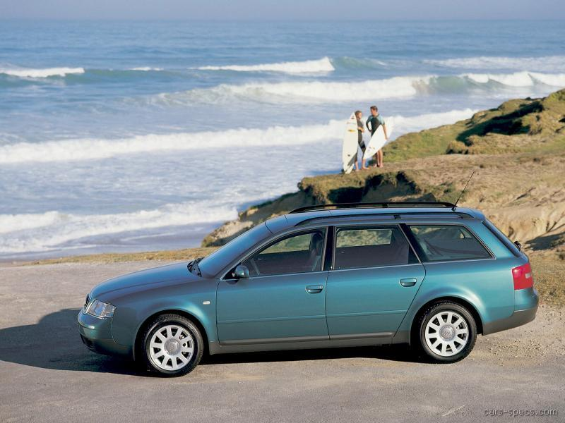1999 Audi A6 Wagon Specifications Pictures Prices