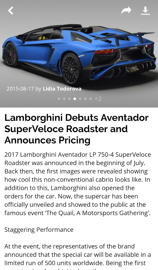 AutomobilesReview: News & Pics- screenshot