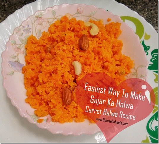 Easiest Way To Make Gajar Ka Halwa