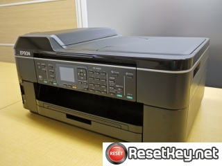 Reset Epson PX-1600F printer Waste Ink Pads Counter