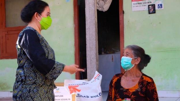 Ketua DPR Puan Maharani Mengimbau Bansos Selama Pandemi Ikut Menyasar Kaum Perempuan