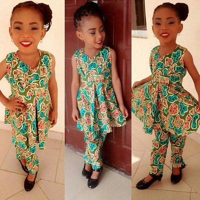 Cute Ankara styles for Kids (9)