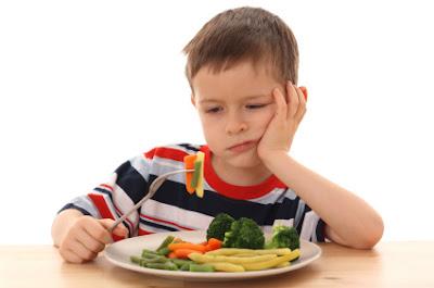 Menyiasati Anak Sulit Makan