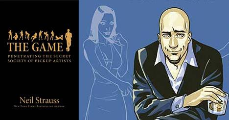 Neil Strauss Game Drawing, Neil Strauss