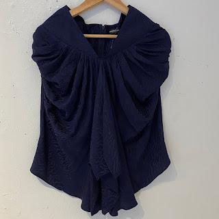 Balenciaga Silk Tulip Skirt
