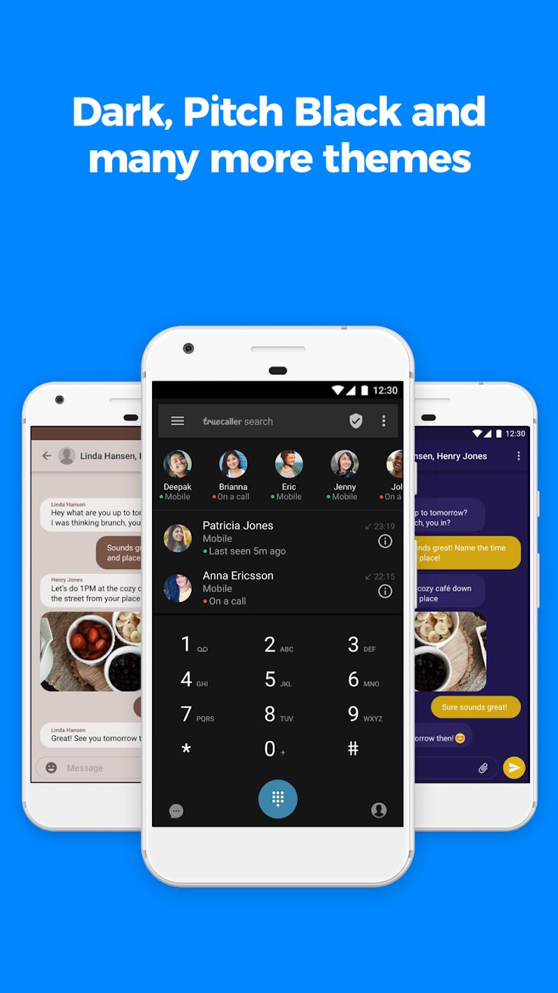 Truecaller: Caller ID, SMS spam blocking & Dialer Screenshot 3