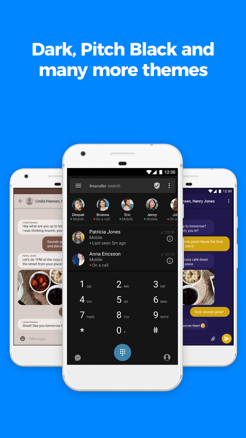Truecaller: Caller ID, spam blocking & call record Screenshot 3