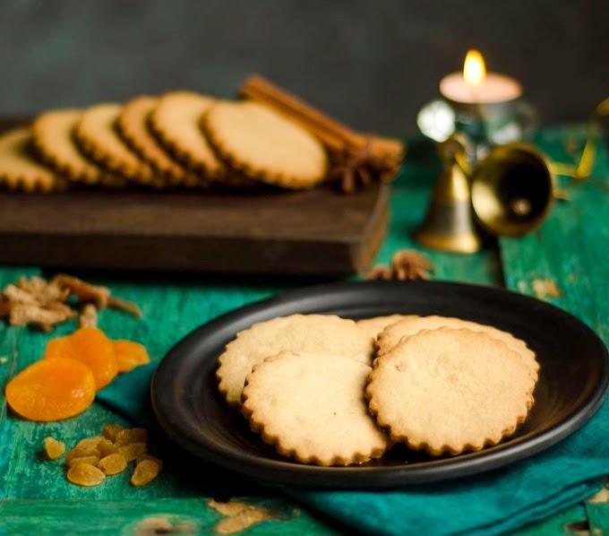 Plum Cookies Recipe | Breakfast Care
