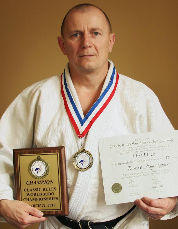 Tom Judo
