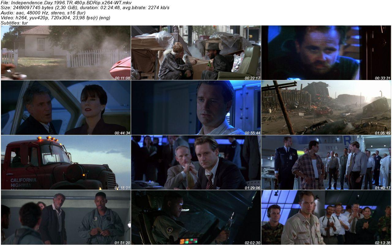 Kurtuluş Günü 1996 - 480p BDRip x264 - Türkçe Dublaj Tek Link indir