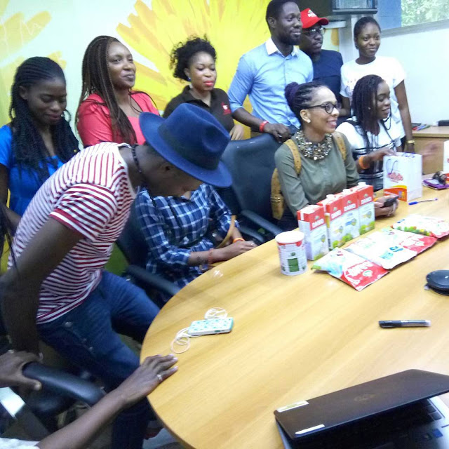 #BBNaija: More Photos From Media Tours Of BBNaija Winner, Efe & Ex-Housemates
