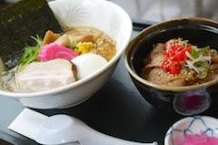ラーメンミニ豚丼セット
