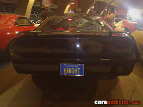 Knight Rider Rear
