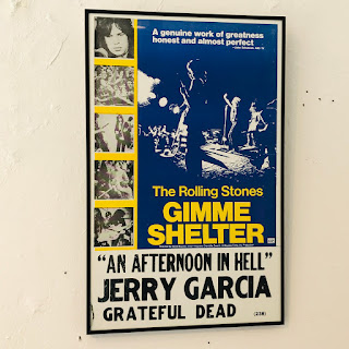 'Gimme Shelter' Lithograph Movie Poster