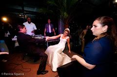 Foto 2441. Marcadores: 08/08/2009, Casamento Adriana e Felipe, Rio de Janeiro