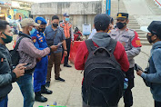 103 Warga Akan Ke Pulau Seribu di Himbau ProKes dan Sudah Vaksin