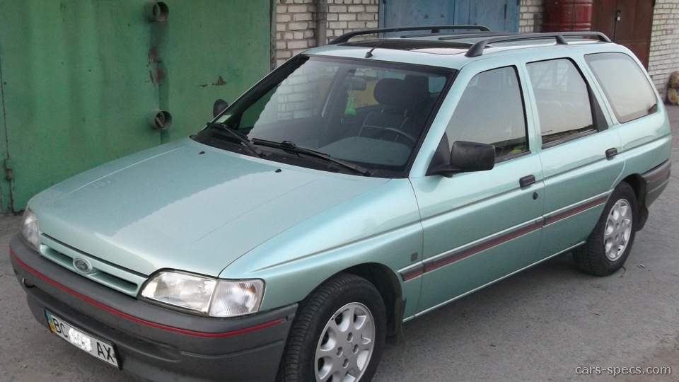 ford escort wagon specifications pictures prices