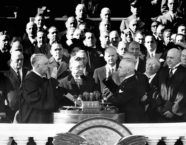 1949  Truman s Second Inauguration