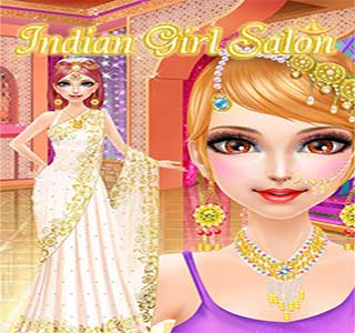 لعبة Indian Girl Salon للبنات