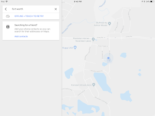Google Maps stuck in offline mode on 2017 ipad - 地图帮助 on google gps for ipad, google play app, google sky map, google pad for gps,