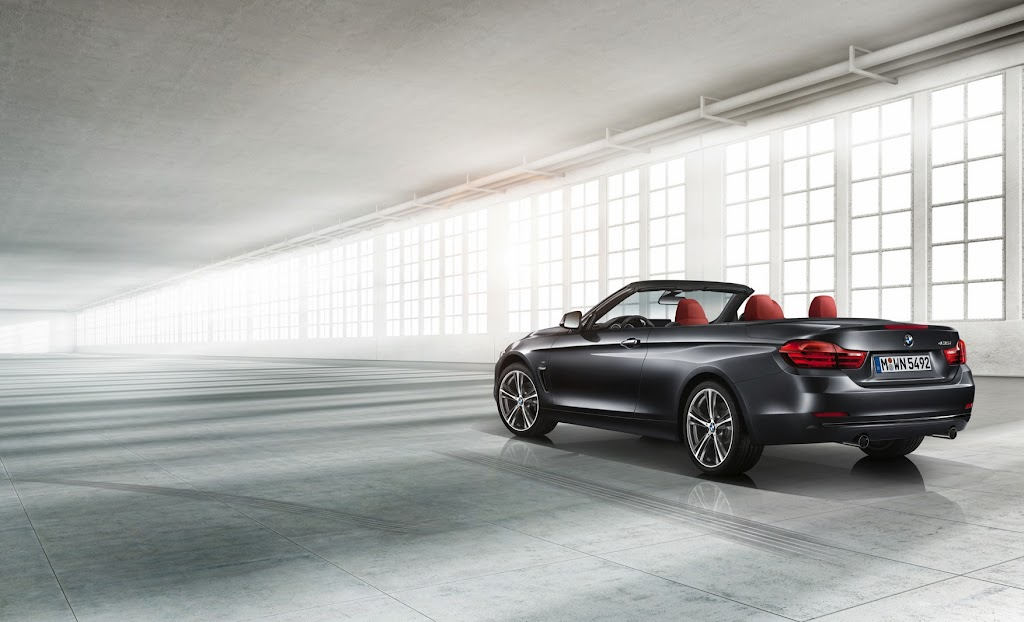2014 BMW 4 Series Convertible 3577