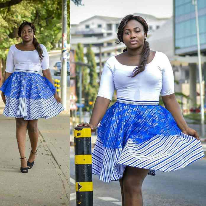 AFRICAN PRINT DRESSES AND STYLES WILL SLANT IN 2019 5