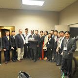 Tham gia Hội thảo IIC Academic Conference -Las Vegas - Ngày 13.12.2012