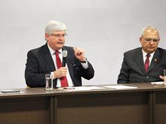Ministério Público quer padronizar cursos de formação e concursos pelo país - pequena