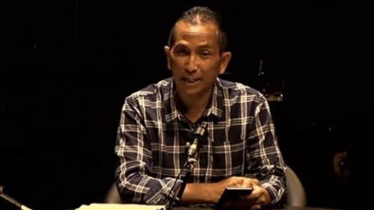 Jurnalis Hersubeno Arief Dipolisikan, Dituduh Sebar Hoax Megawati Koma