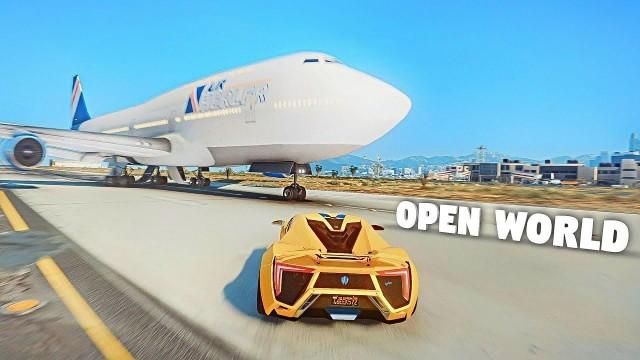 openworld game