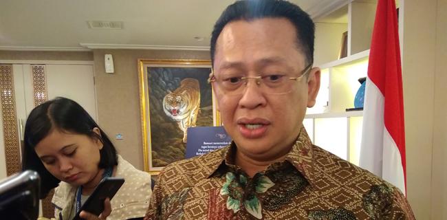 Ketua MPR Usul Gaji Anggota DPR Dan DPD Disisihkan Untuk Penanganan Corona