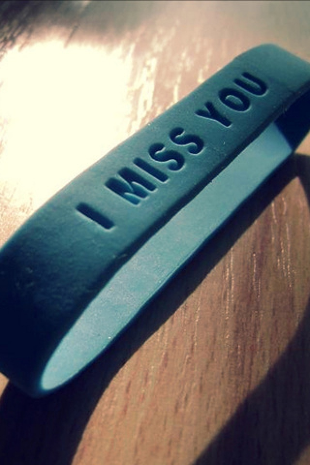 I Miss You Wristband Pictures Wallpapers