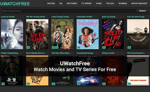 UwatchFree 2021: नि: शुल्क नवीनतम बॉलीवुड, हॉलीवुड फिल्में डाउनलोड करें