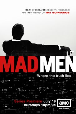 Mad Men - 1ª Temporada (2007)