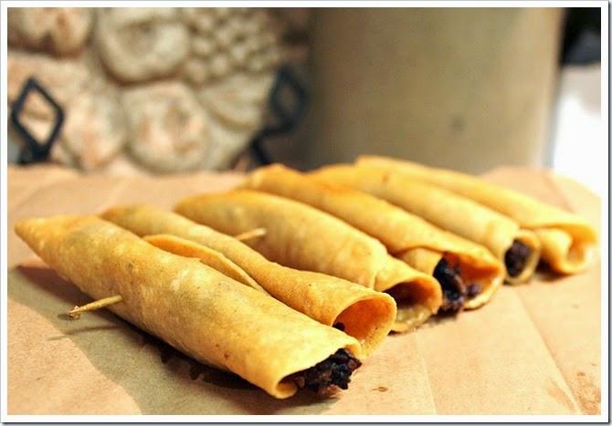Crispy Tacos | cinco de mayo recipes