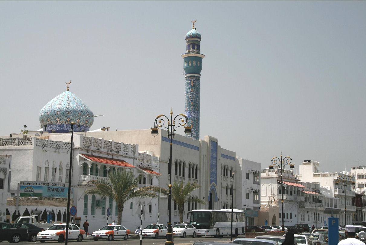 Oman - Muscat city
