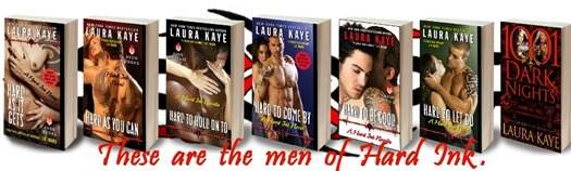 The Hard Ink Series by Laura Kaye