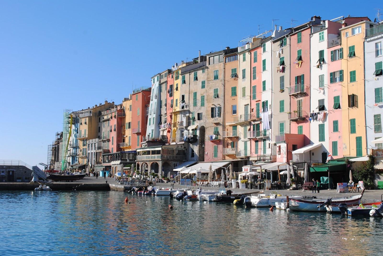My Photos: Italy -- Cinque Terre -- Porto Venere
